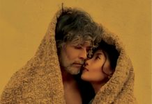 Milind Soman with wife Ankita Konwar shoot for HT Brunch