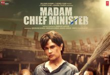 Madam Chief Minister Teaser Poster Sqaure